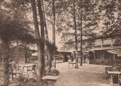 Le Moulin de Lily historique