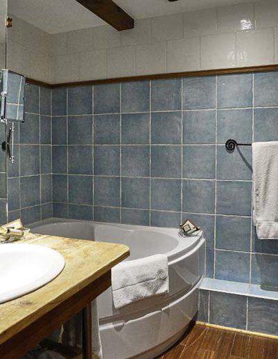 Salle de bains Courchevel