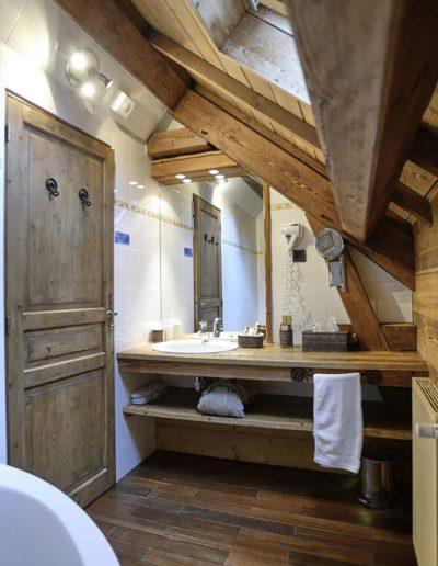 Salle de bains La Clusaz