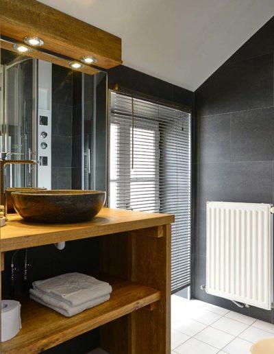 Salle de bains Megève