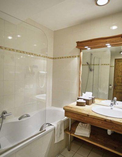 Salle de bains Meribel